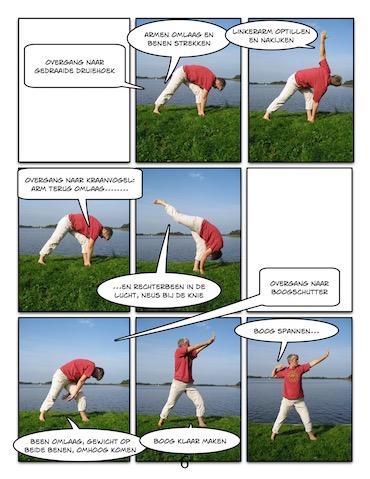 Yoga met je Hart