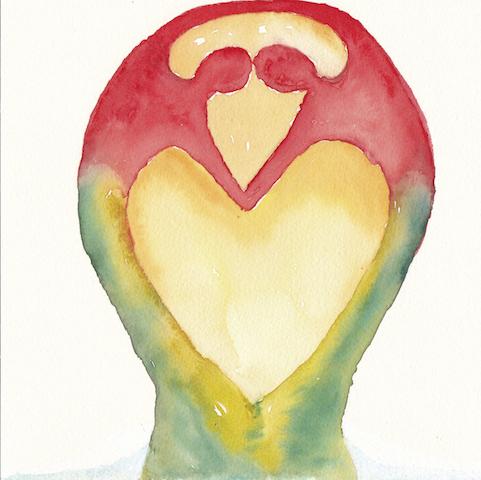 logo Yoga met je Hart