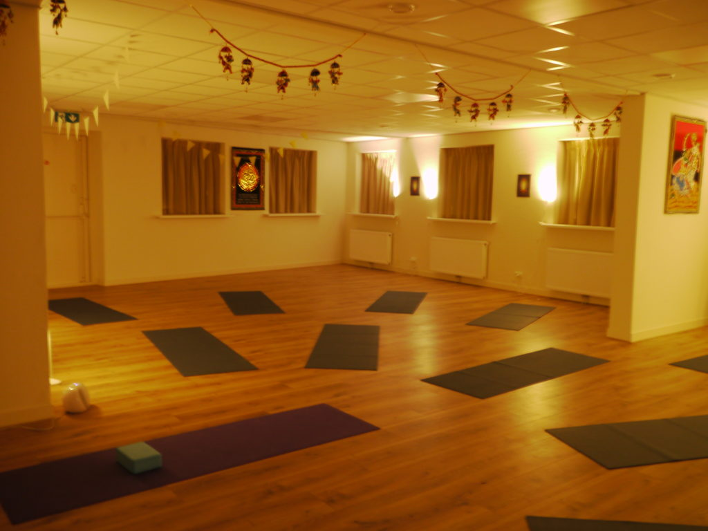 yogazaal Leeuwarden