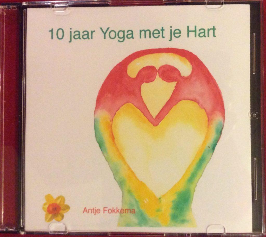 CD 10 jaar Yoga met je Hart